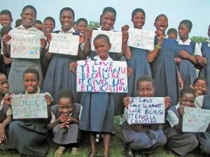 volunteering in malawi school